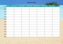 online free schedule maker
